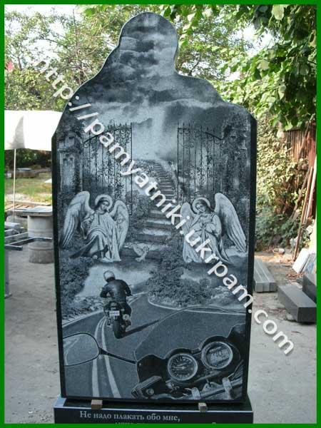 Заказать надгробный памятник ребенку укладка гранитной брусчатки дизайн